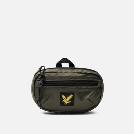 Сумка на пояс Lyle & Scott Core Utility Woodland Green
