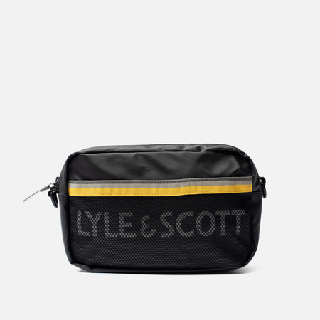 Сумка на пояс Lyle & Scott Cross Body True Black
