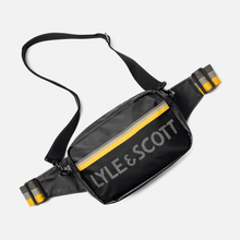 Сумка на пояс Lyle & Scott Cross Body True Black фото- 3