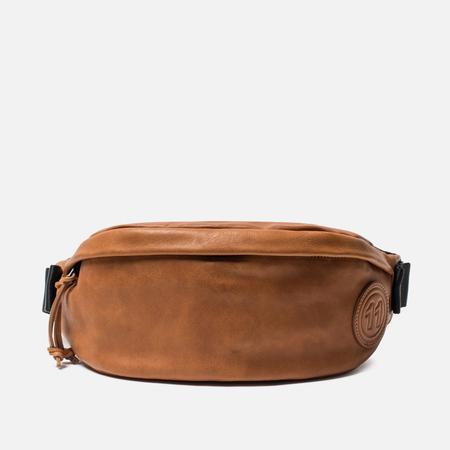 Сумка на пояс Maison Margiela 11 Classic Leather/Polyester Cuoio