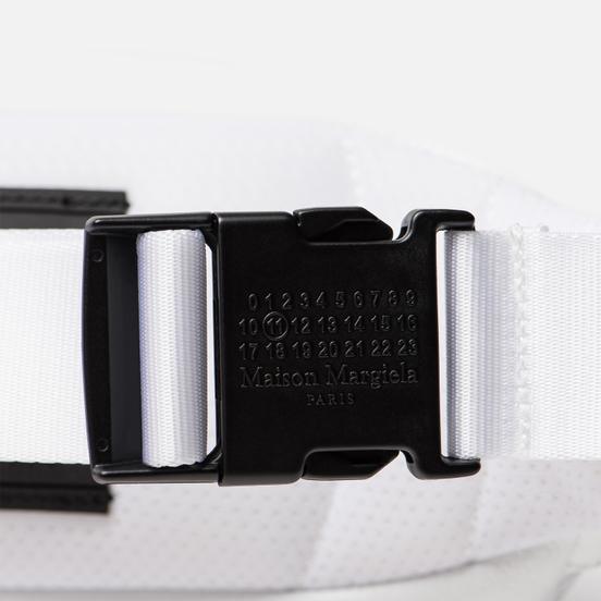 Сумка на пояс Maison Margiela 11 Classic Leather/Vinyl White/White