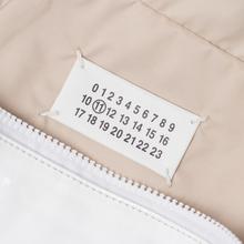 Сумка на пояс Maison Margiela 11 Classic Leather/Vinyl White/White фото- 6