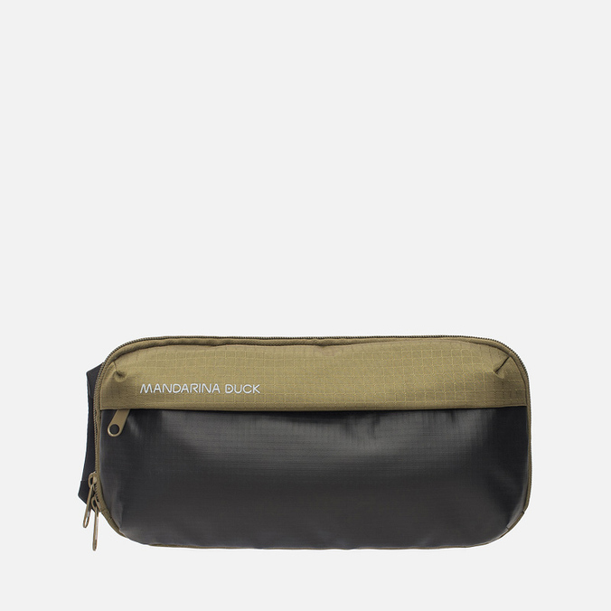 Сумка на пояс Mandarina Duck Rebel Bum Military Olive