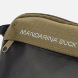 Сумка на пояс Mandarina Duck Rebel Bum Military Olive фото- 3