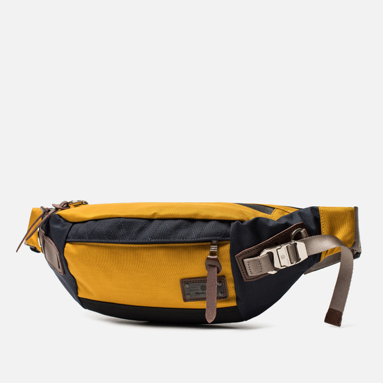 Сумка на пояс Master-piece Hunter Yellow