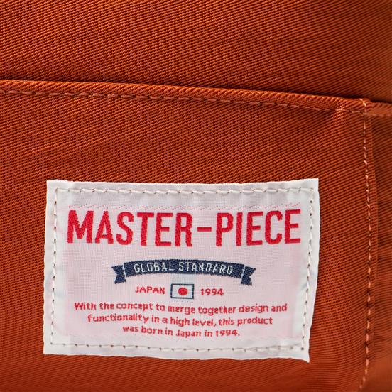 Сумка на пояс Master-piece Link 2L Orange