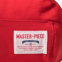 Сумка на пояс Master-piece Link 2L Red фото- 4