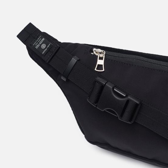 Сумка на пояс Master-piece Revise Black
