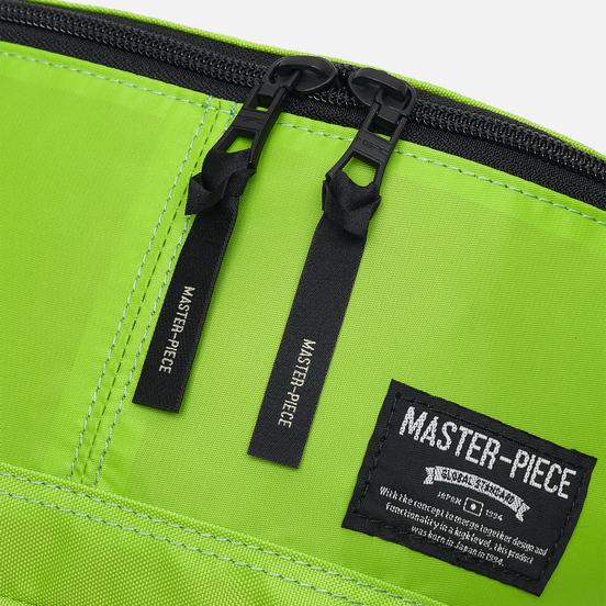 Сумка на пояс Master-piece Rush Lime