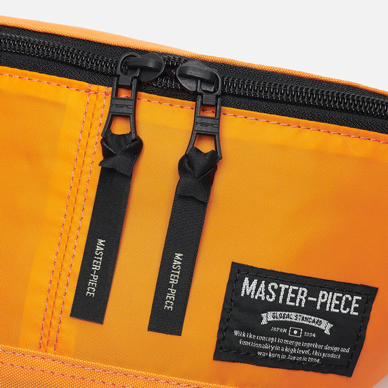 Сумка на пояс Master-piece Rush Orange