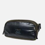Сумка на пояс Master-piece Spec Nylon Leather Khaki фото- 1