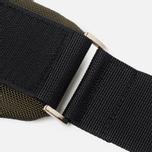 Сумка на пояс Master-piece Spec Nylon Leather Khaki фото- 3