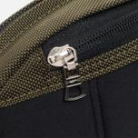Сумка на пояс Master-piece Spec Nylon Leather Khaki фото- 5