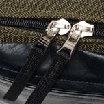 Сумка на пояс Master-piece Spec Nylon Leather Khaki фото- 6
