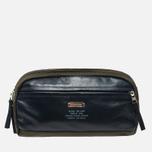 Сумка на пояс Master-Piece Spec Nylon Leather Khaki фото- 0