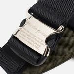 Сумка на пояс Master-Piece Spec Nylon Leather Khaki фото- 4
