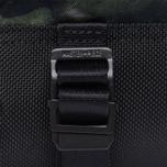 Сумка на пояс Master-piece x Nowartt Collaboration Series Dark Green фото- 5