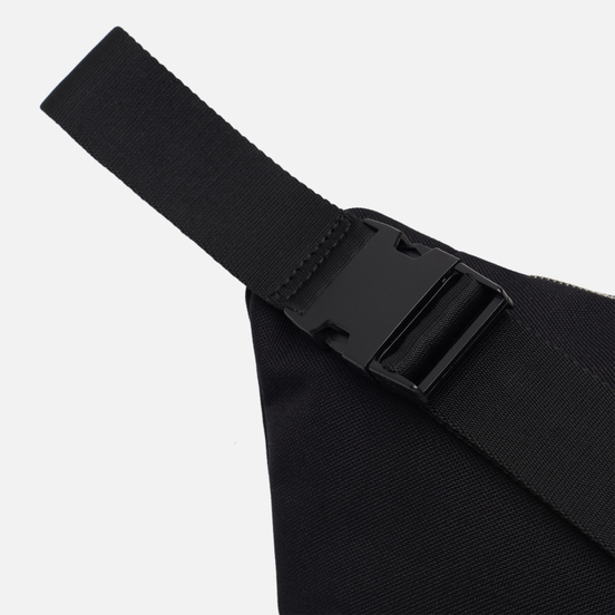Сумка на пояс McQ Alexander McQueen Hyper Nylon Swallow Swarm Print Black