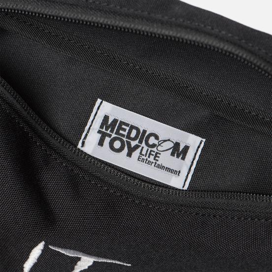 Сумка на пояс Medicom Toy IT Black/White
