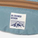 Сумка на пояс Mt. Rainier Design Classic Mini Hip B Grey фото- 3