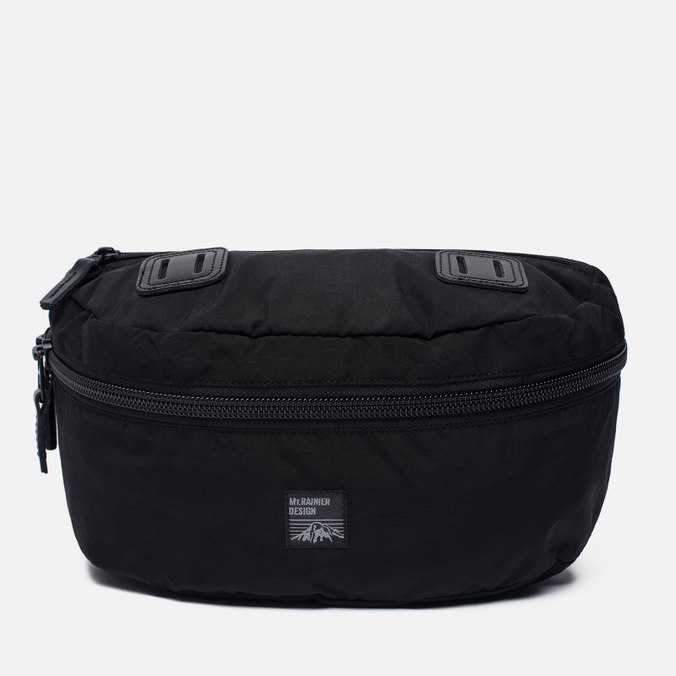 Сумка на пояс Mt. Rainier Design Original Hip Pack Black