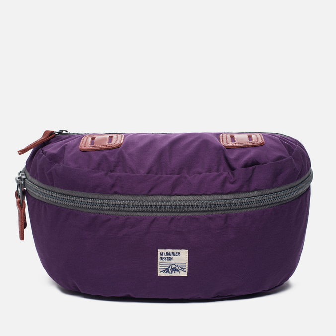 Сумка на пояс Mt. Rainier Design Original Hip Pack Purple