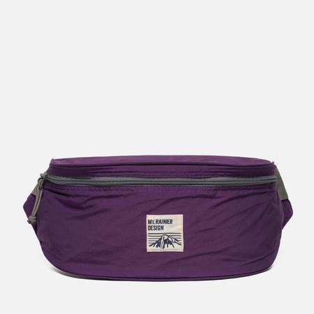 Сумка на пояс Mt. Rainier Design Original Hip Purple