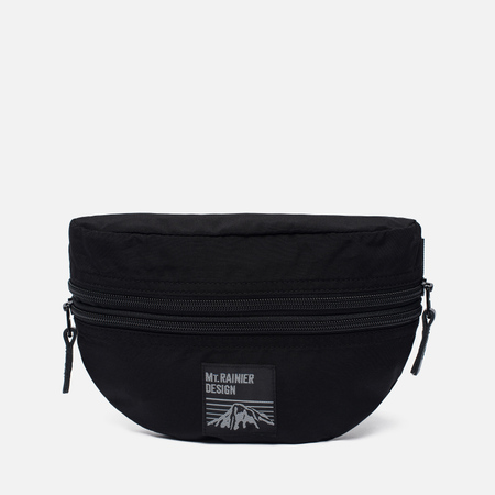 Сумка на пояс Mt. Rainier Design Original Two Zip Black