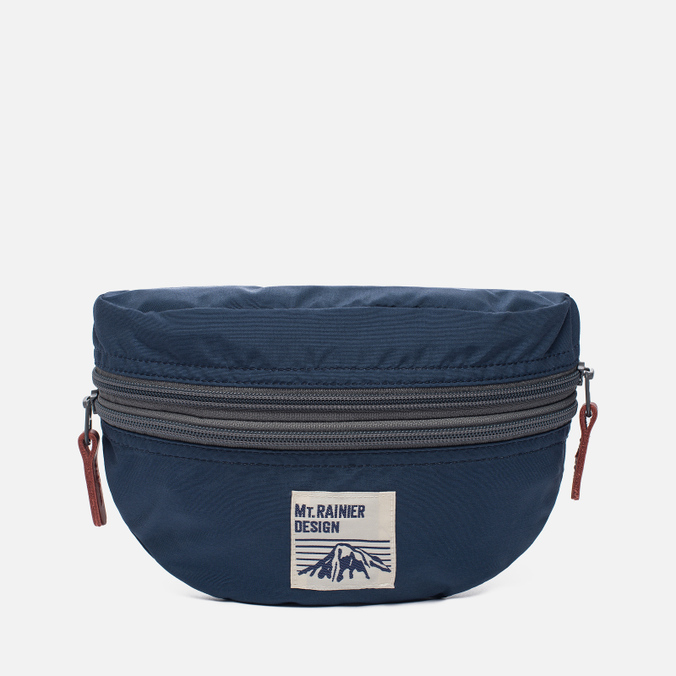 Сумка на пояс Mt. Rainier Design Original Two Zip Dark Navy