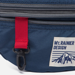 Сумка на пояс Mt. Rainier Design Original Two Zip Dark Navy фото- 3