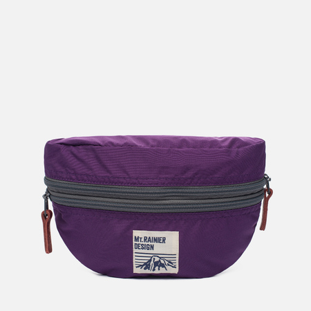 Сумка на пояс Mt. Rainier Design Original Two Zip Purple