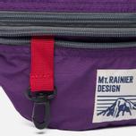 Сумка на пояс Mt. Rainier Design Original Two Zip Purple фото- 3