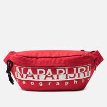 Сумка на пояс Napapijri Happy Bum 1 True Red фото- 0