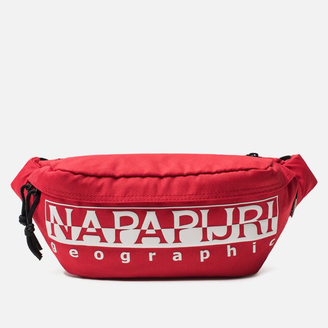 Сумка на пояс Napapijri Happy Bum 1 True Red