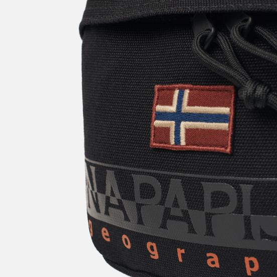 Сумка на пояс Napapijri Hering 4L Black