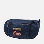Napapijri Hum Waist Bag Main Apps Blue Marine photo- 1