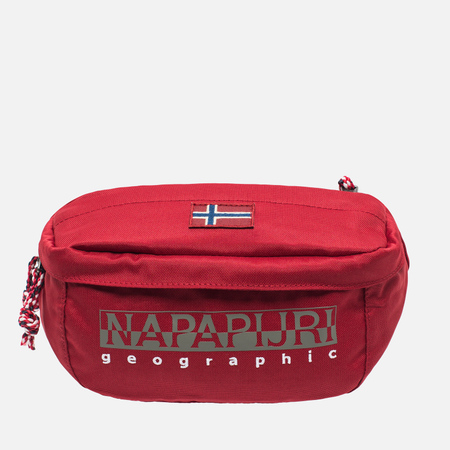 Napapijri Hum Waist Bag Old Red