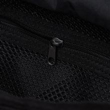 Сумка на пояс Nike Heritage All Over Print Black/Black/White фото- 3