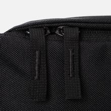 Сумка на пояс Nike Heritage Black/Black/White фото- 4