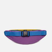 Сумка на пояс Nike Heritage Purple Nebula/Pacific Blue/Black фото- 2