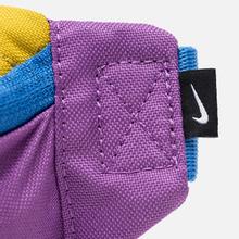 Сумка на пояс Nike Heritage Purple Nebula/Pacific Blue/Black фото- 3
