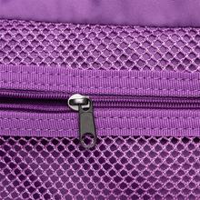 Сумка на пояс Nike Heritage Purple Nebula/Pacific Blue/Black фото- 6