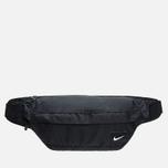 Сумка на пояс Nike Hood Waistpack Black фото- 0