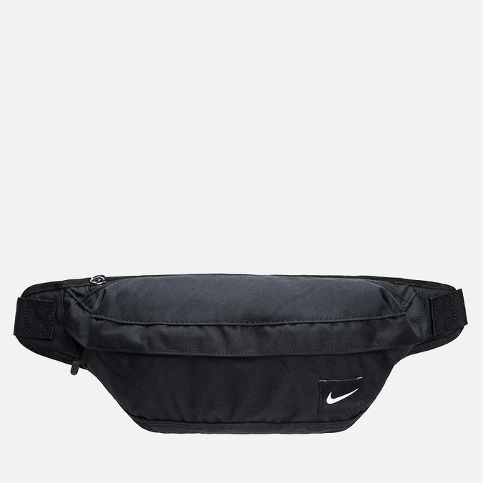 Сумка на пояс Nike Hood Waistpack Black