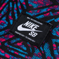 Сумка на пояс Nike SB Heritage All Over Print Black/Laser Blue/White фото - 6