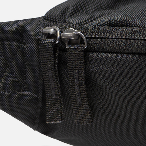 Сумка на пояс Nike SB Heritage Black/Black/White