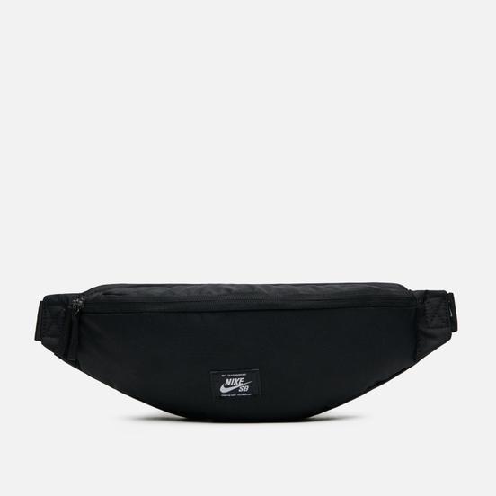 Сумка на пояс Nike SB Heritage Black/White