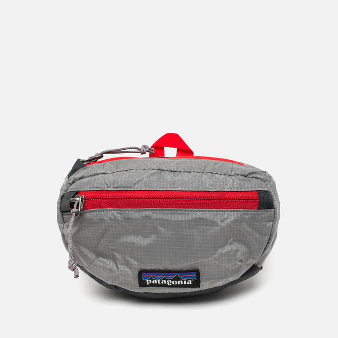 Сумка на пояс Patagonia Lightweight Travel Mini 1L Drifter Grey