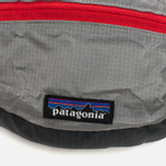 Сумка на пояс Patagonia Lightweight Travel Mini 1L Drifter Grey фото- 3