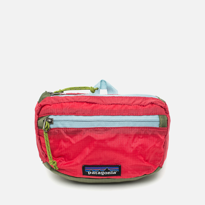 Сумка на пояс Patagonia Lightweight Travel Mini 1L Shock Pink